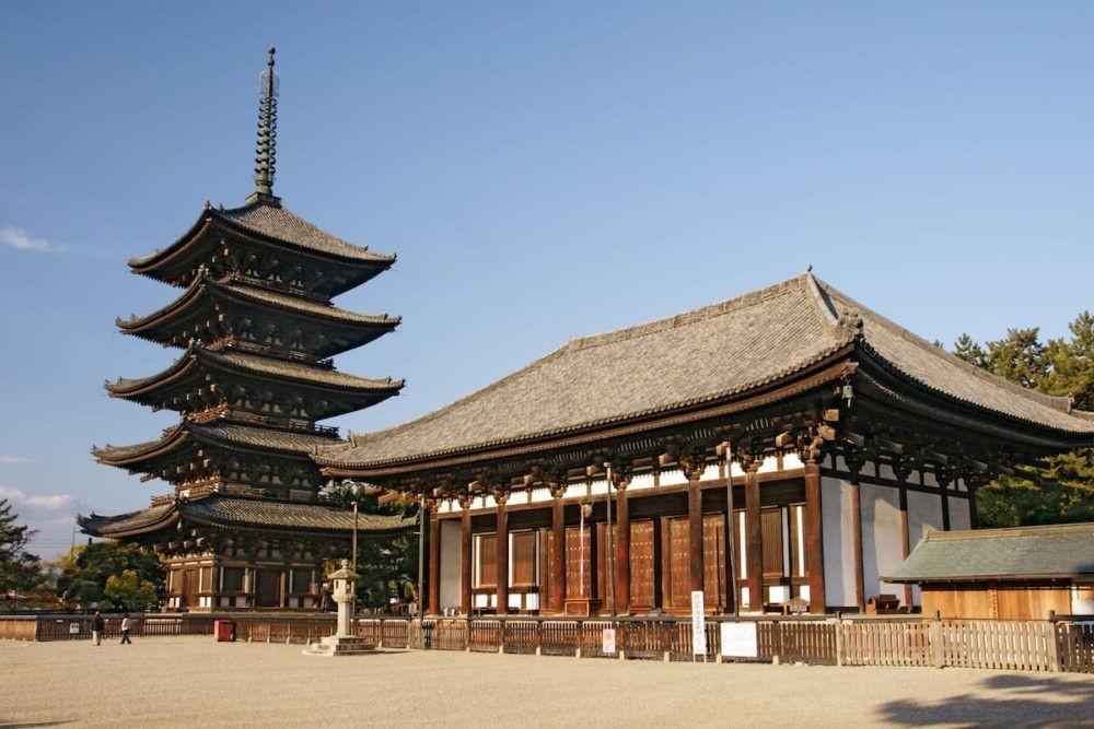 Destino Japón, Templo Kofuku-ji