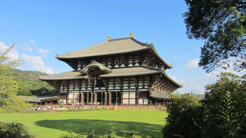 Destino Japón, Templo Todai-ji