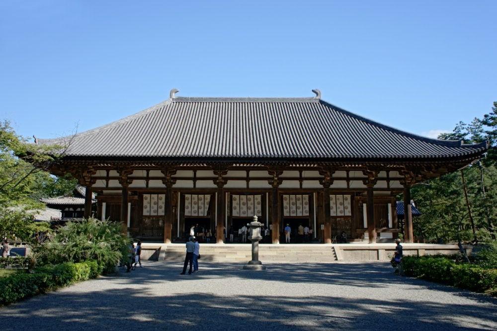 Destino Japón, Templo Toshodaiji