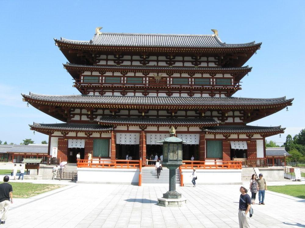 Destino Japón, Templo Yakushi-ji