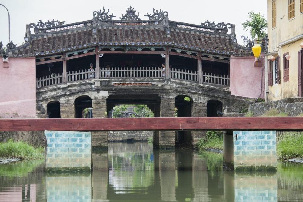Destino Japanese Covered Bridge