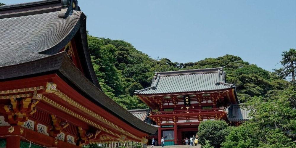 Destino Japon, Santuario Tsurugaoka Hachimangu