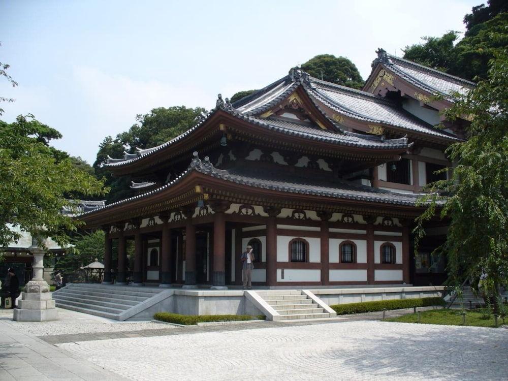 Destino Japon, Templo Hase-dera