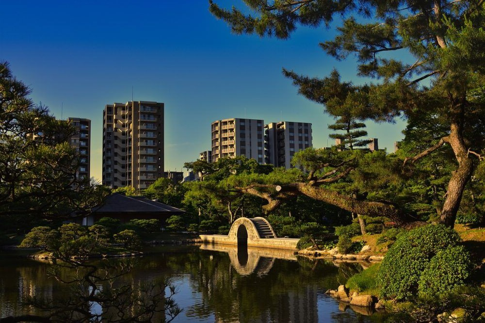 Destino Jardín Shukkei-en Hiroshima