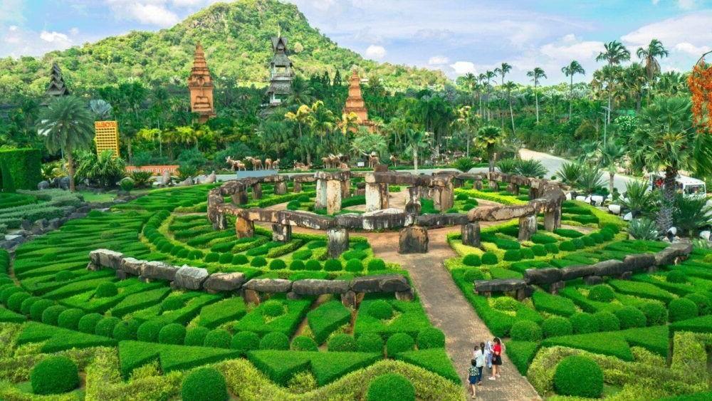 Destino Jardines Botánicos Flora