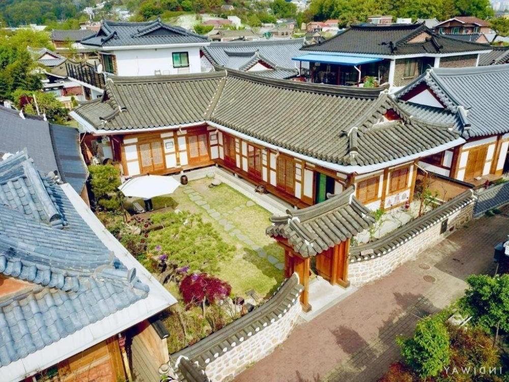 Destino Jeonju Hanok Village