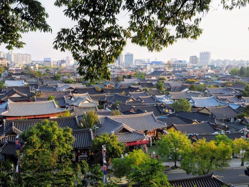 Destino Jeonju Korea