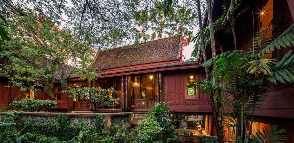 Destino Jim Thompson's House bangkok