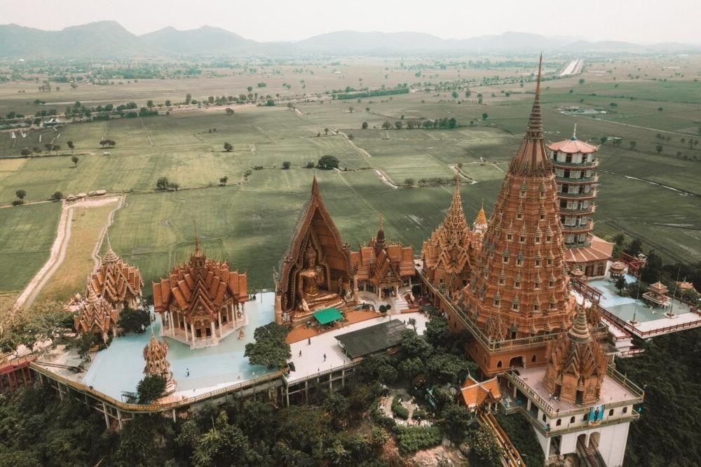 Cómo pasar 2 semanas en Tailandia Ejemplo de Itinerario 2