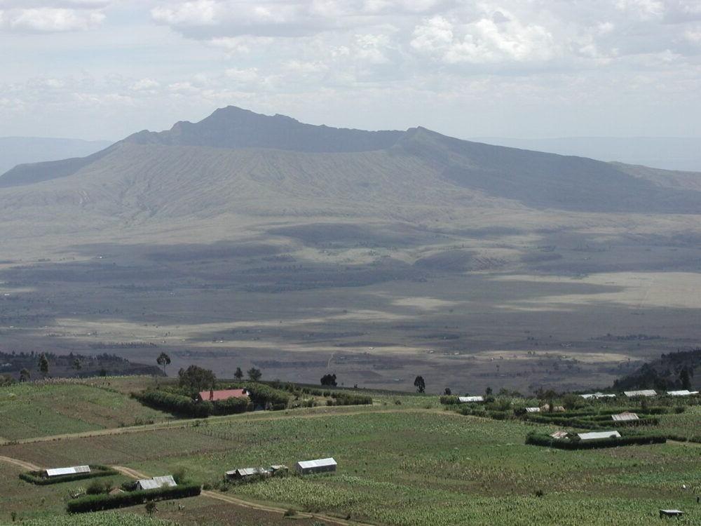 Destino Kenía, Monte Longonot Parque Nacional