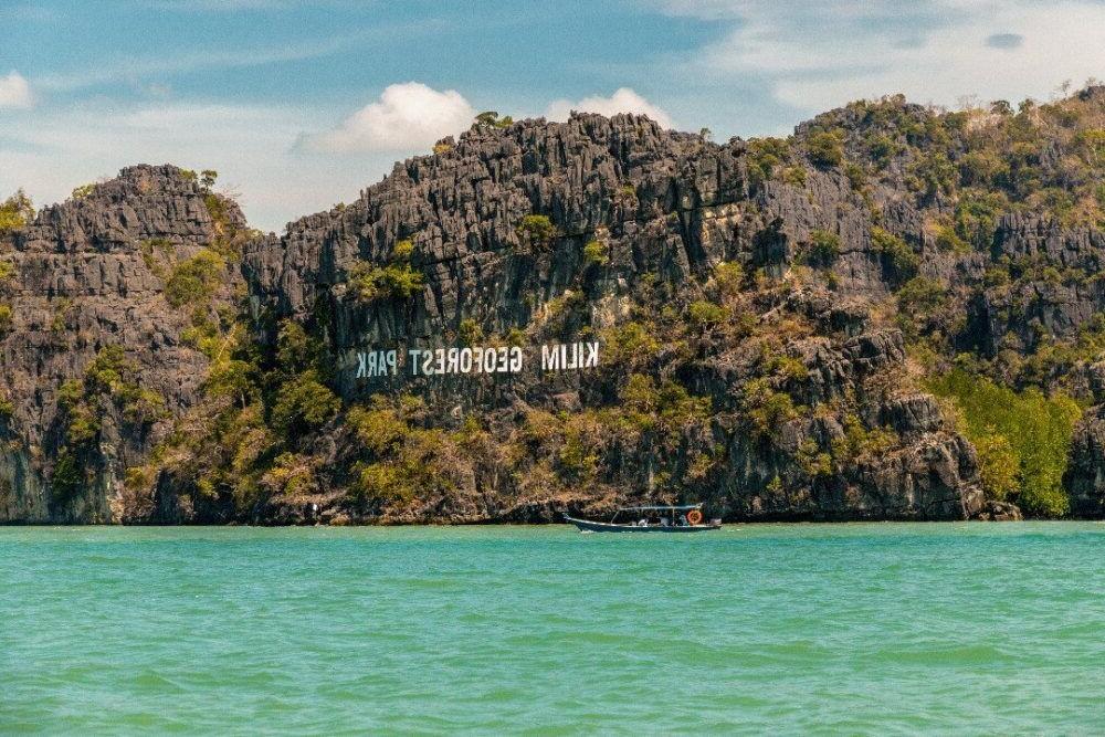 Destino Kilim Geopark Malasia