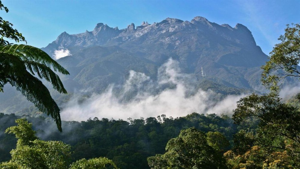Destino Kinabalu National Park Malasia