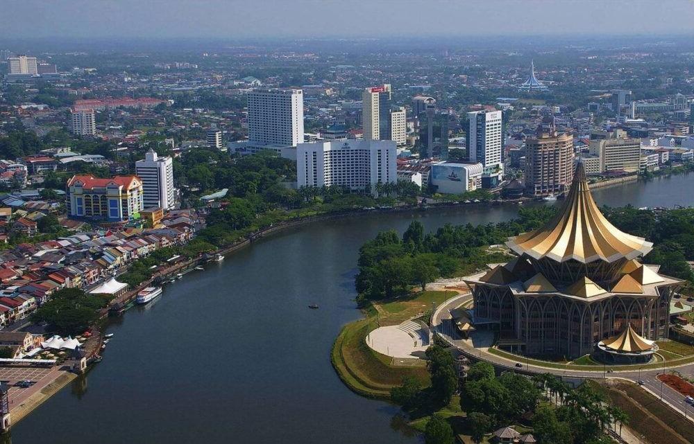 Destino Kuching Malasia