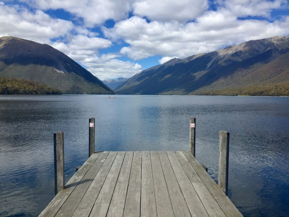Destino Lago Rotoiti