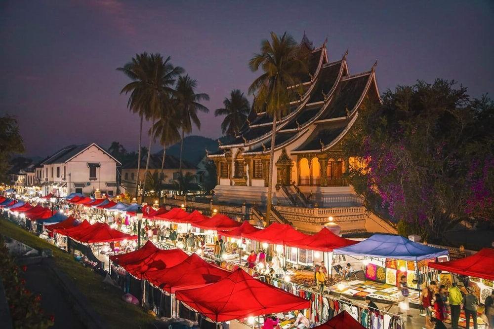 Destino Laos, Luang Prabang Night Market