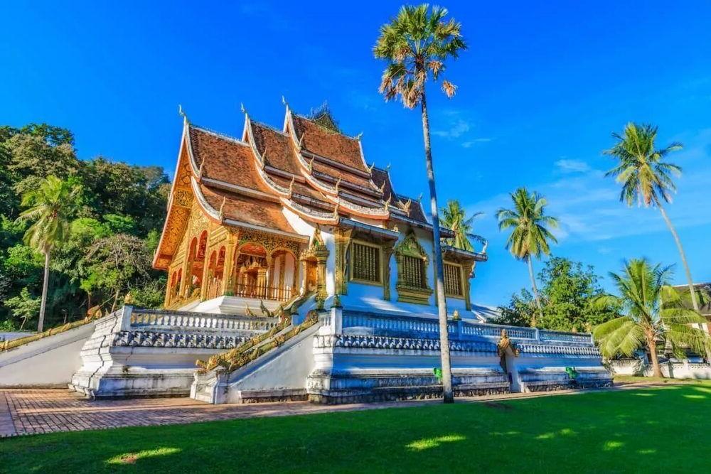 Destino Laos, Royal Palace Museum