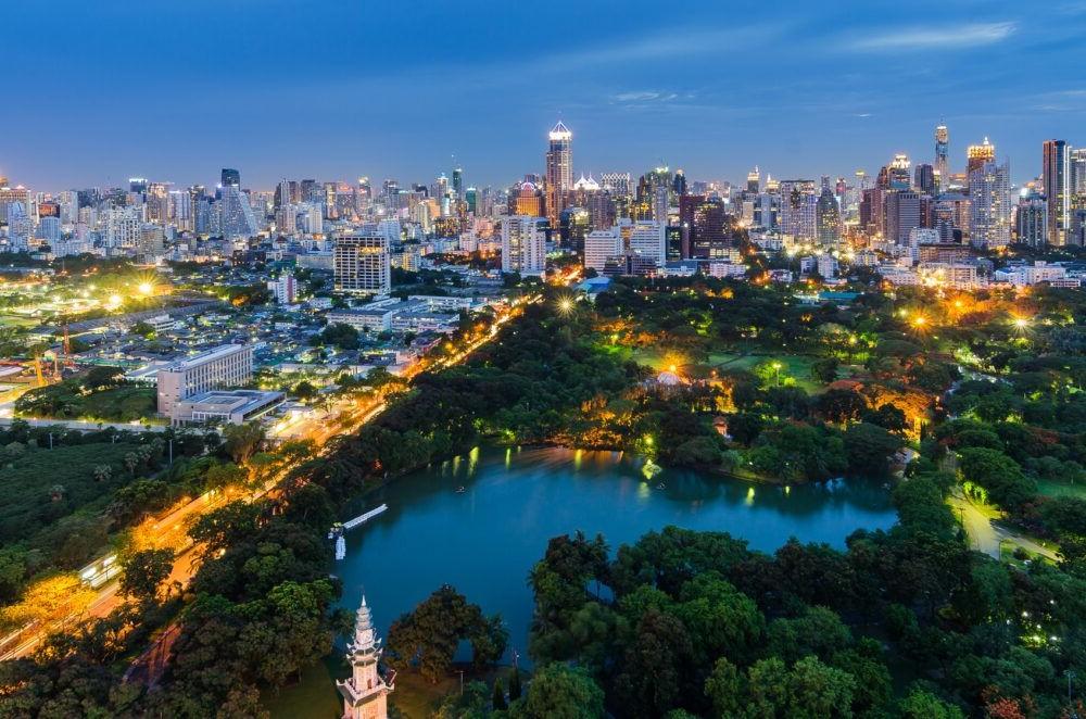 Destino Lumpini Park bangkok