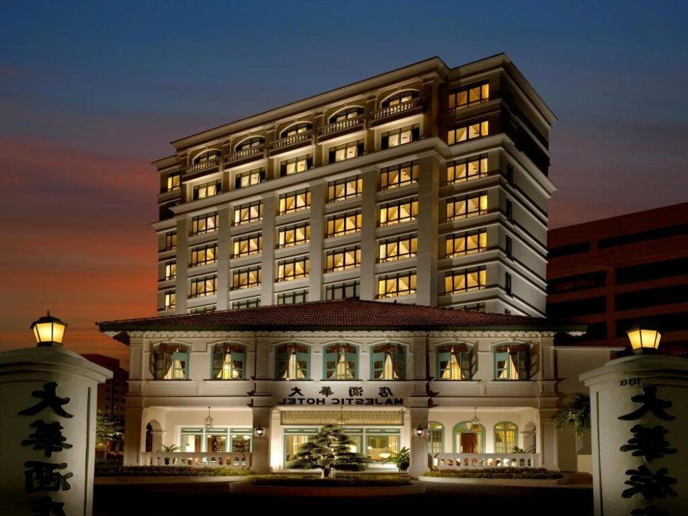 8 Los mejores lugares para alojarse en Melaka