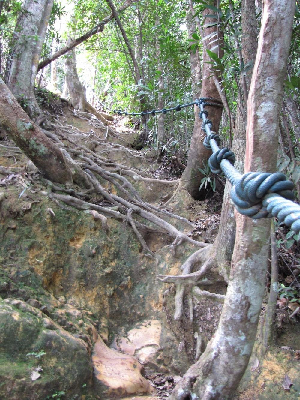 Destino Malasia, Monte Santubong
