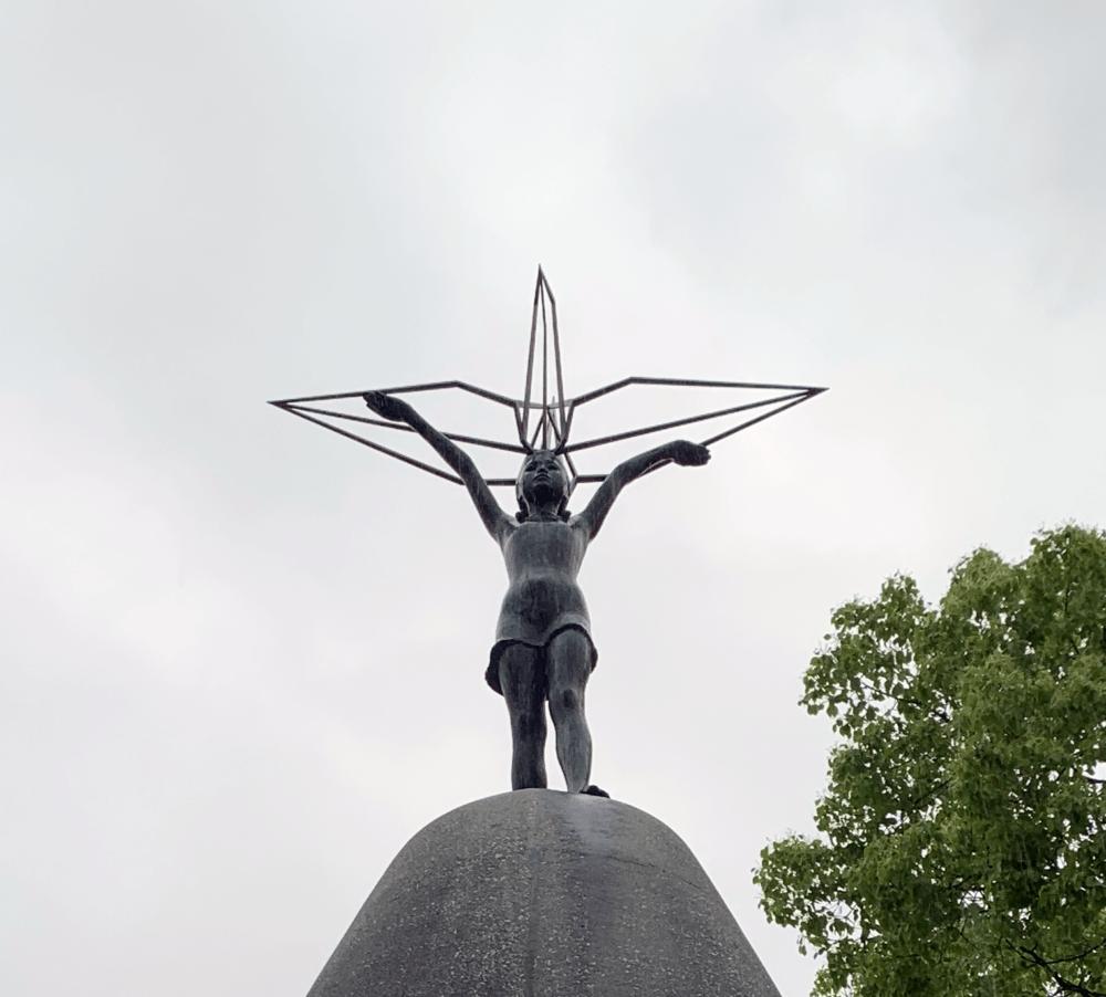 Destino Monumento a la Paz de los Niños Hiroshima