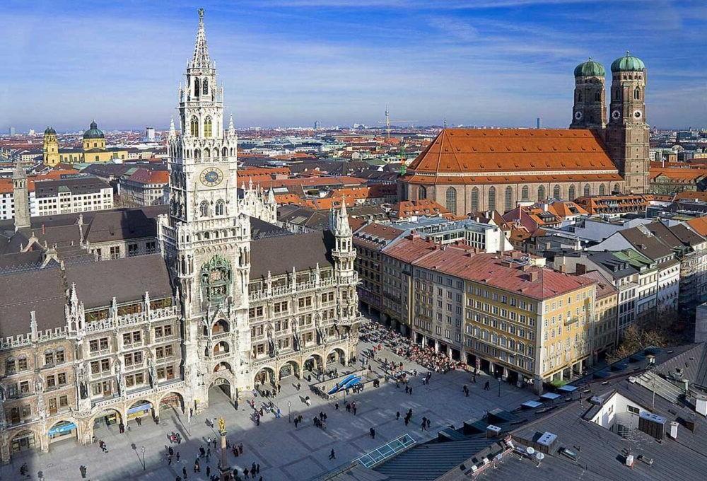 Destino Munich Alemania