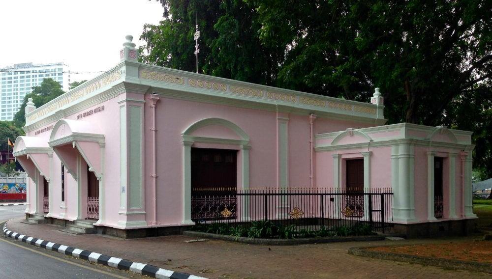 Destino Museo Chino Malasia