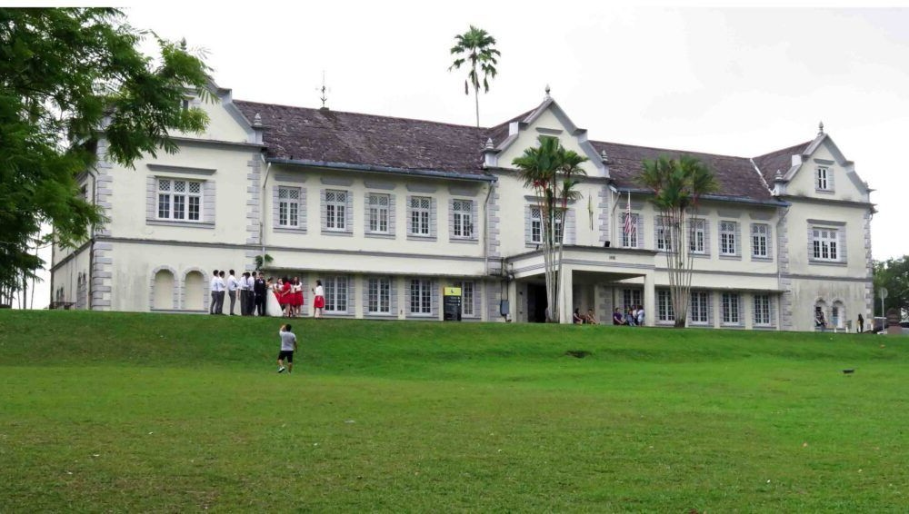 Destino Museo de Sarawak Malasia