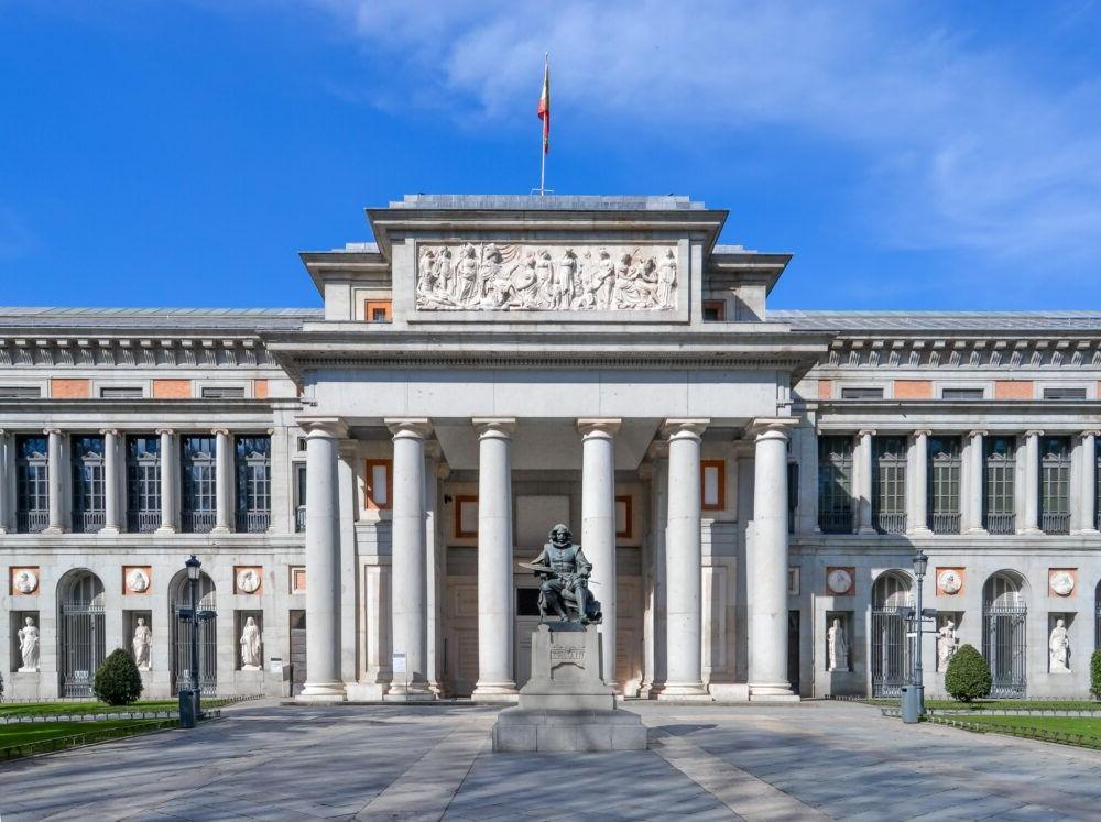 Destino Museo del Prado