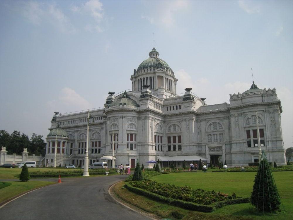Destino Palacio de Dusit Thailand