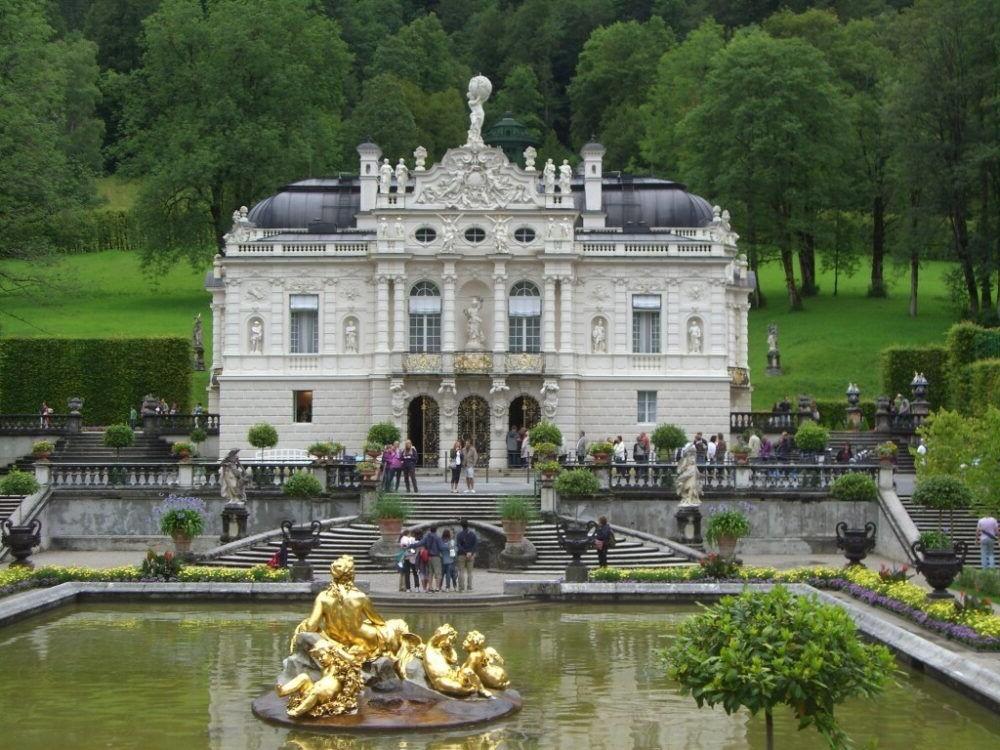 Destino Palacio de Linderhof