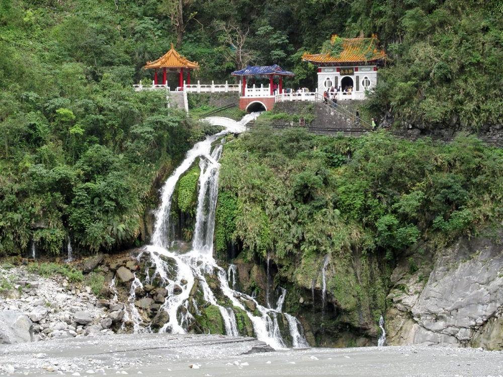 Destino Parque Nacional de Taroko Taiwan
