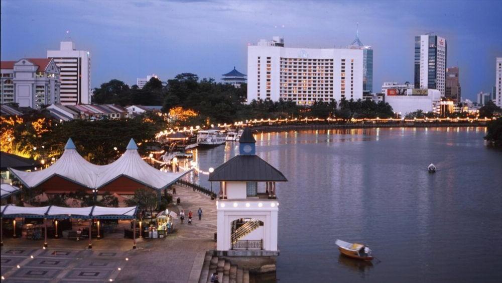 Destino Paseo marítimo de Kuching