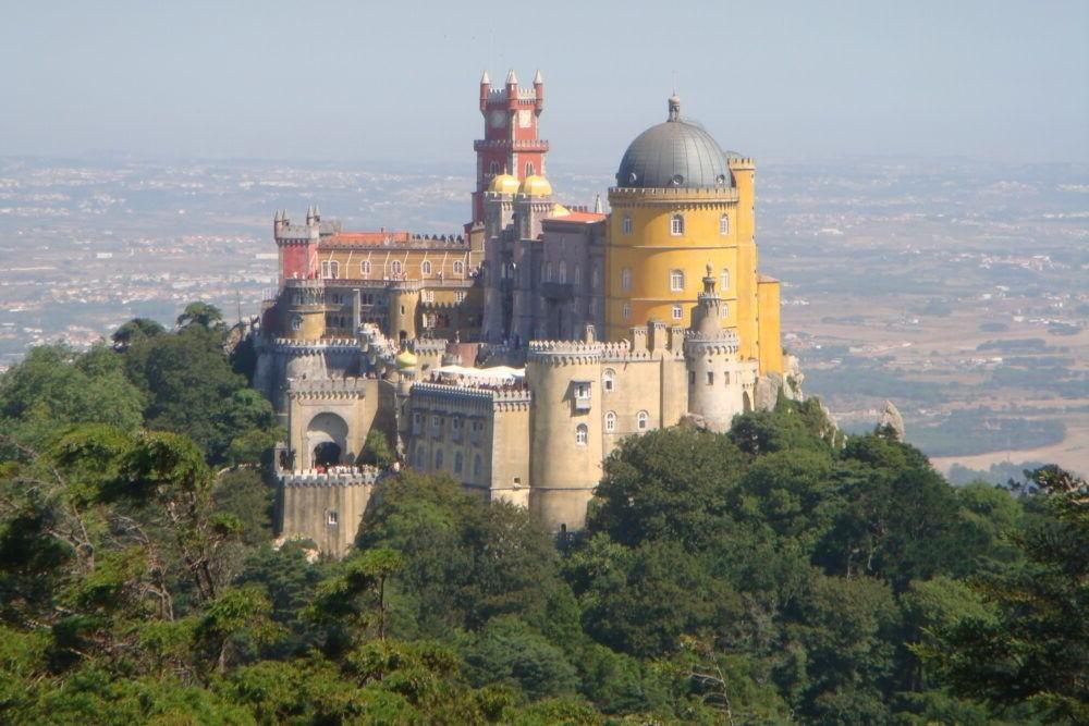 6 Atracciones más populares en Sintra
