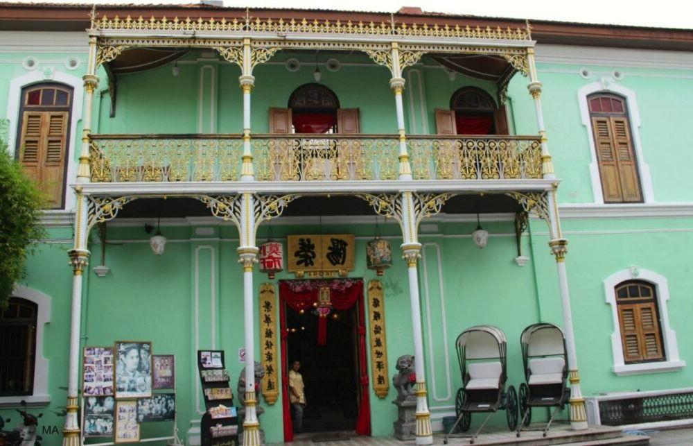 10 atracciones principales en Penang Island