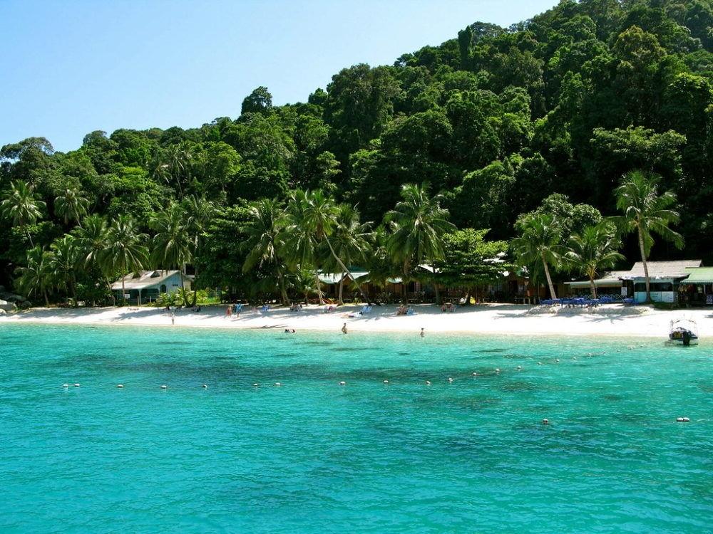 Destino Playa Petani pulau perhentian