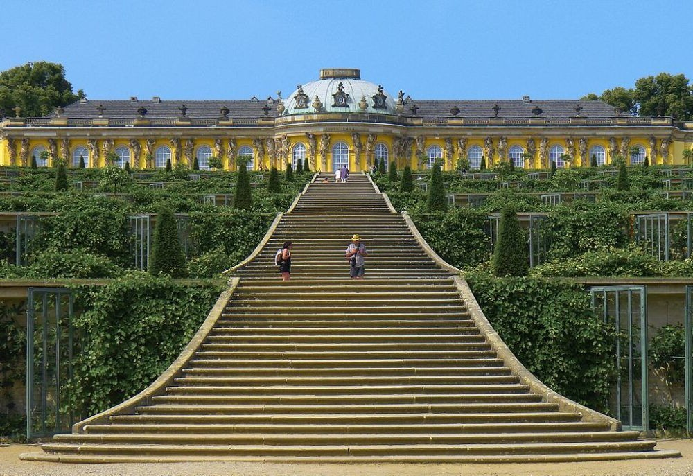 Destino Potsdam