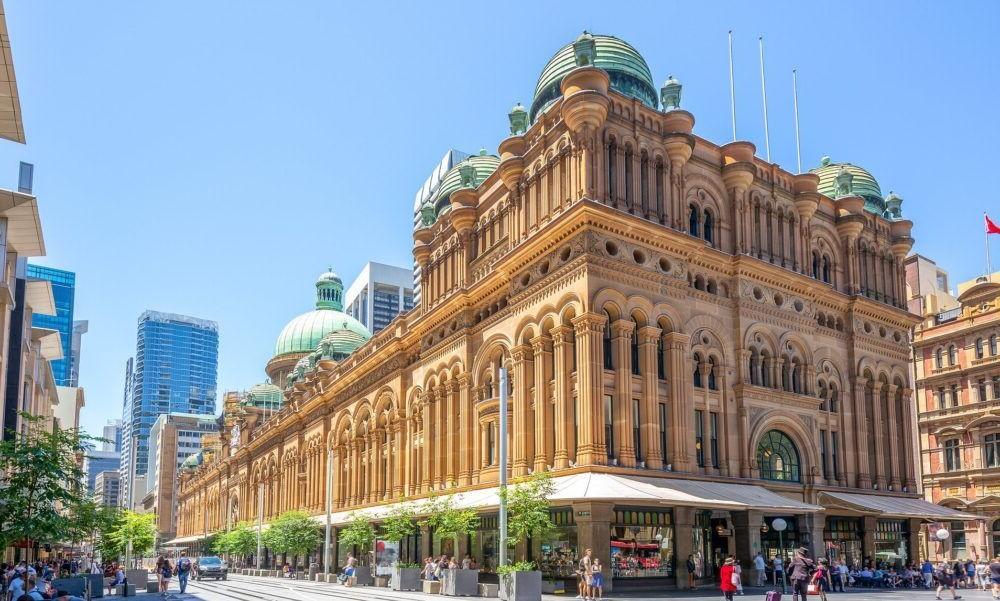 Destino Queen Victoria Building