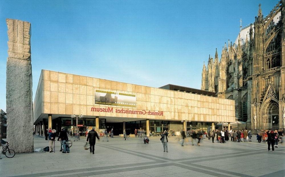 Destino Romisch-Germanisches Museum