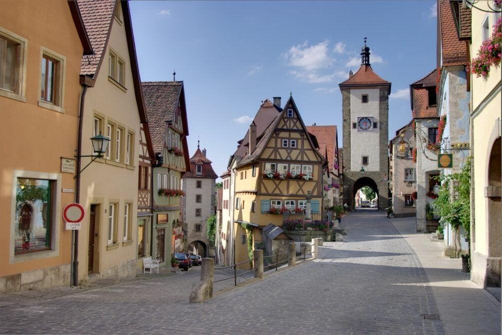 14 ciudades pequeñas más pintorescas de Alemania