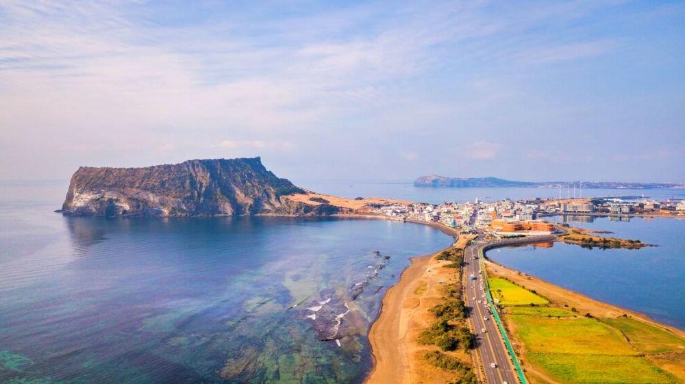 12 Atractivos Turísticos Principales en la Isla de Jeju