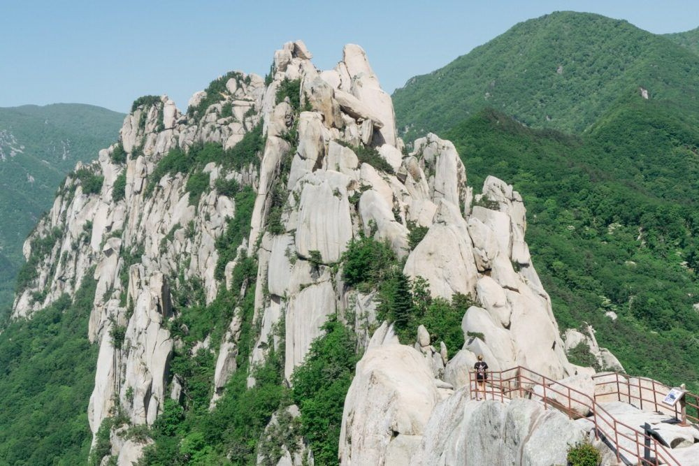 Destino Seoraksan National Park