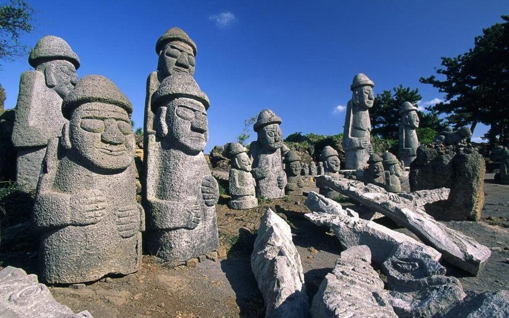 Destino Spiritual Garden Islas de Jeju