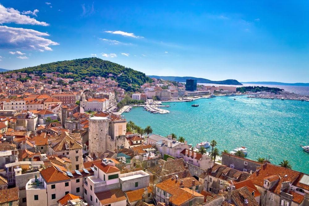 Destino Split Croacia