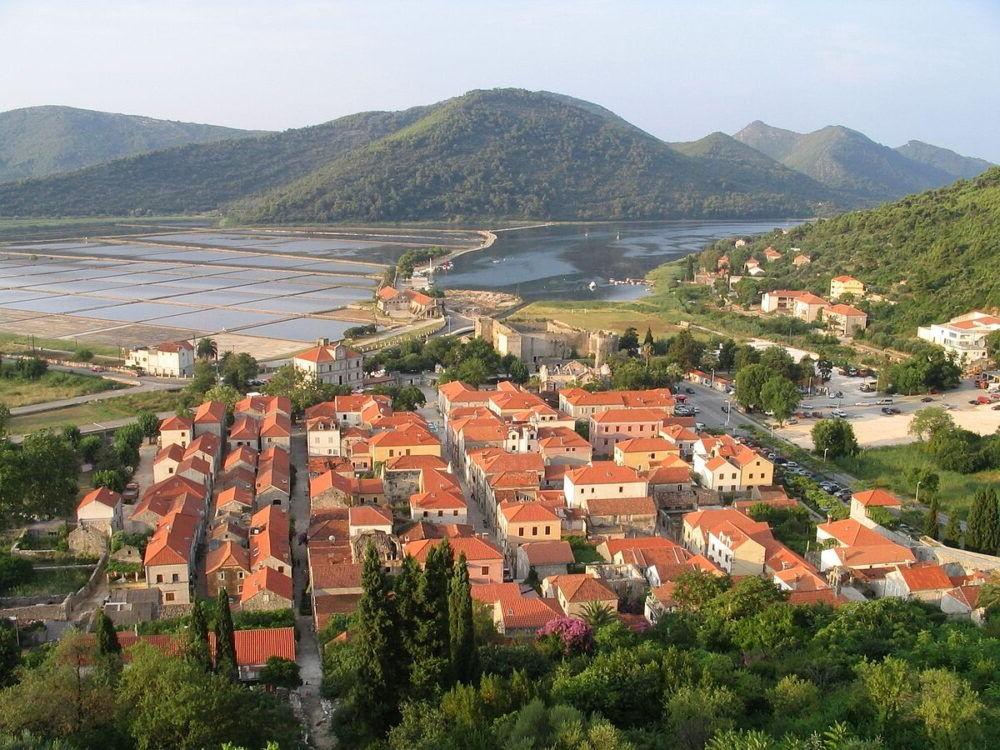 Destino Ston Croacia