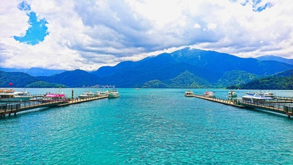 Destino Sun Moon Lake Taiwan