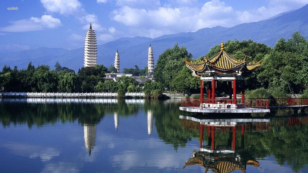 Destino Sur China, Dali