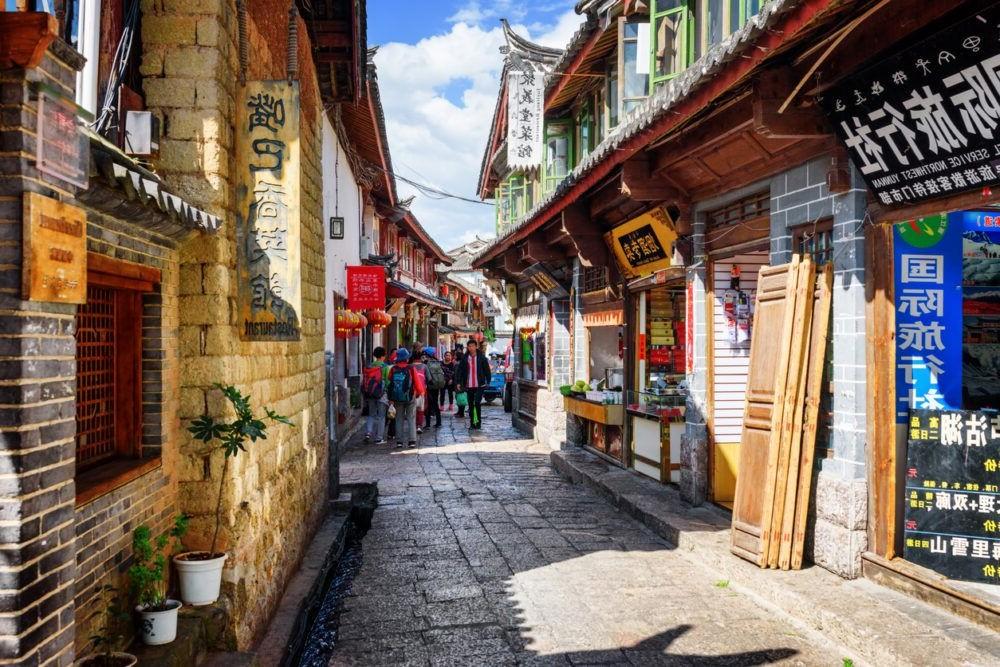 Destino Sur China Lijiang Old Town