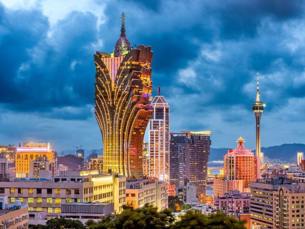 Destino Sur China, Macau