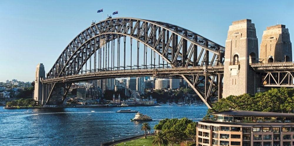 Destino Sydney Harbour Bridge