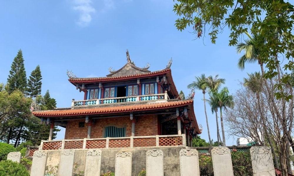 Destino Tainan Taiwan